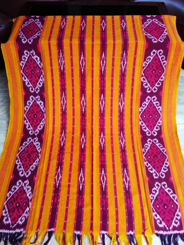 Baju Tenun di Bengkulu Selatan