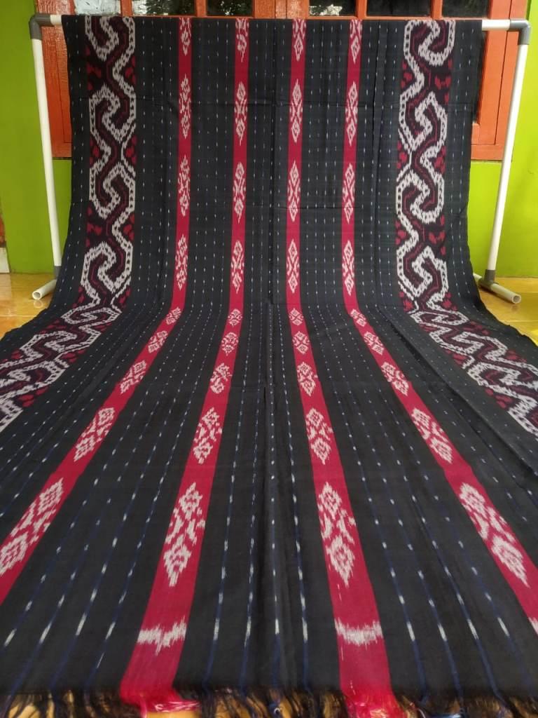 proses pembuatan kain tenun troso